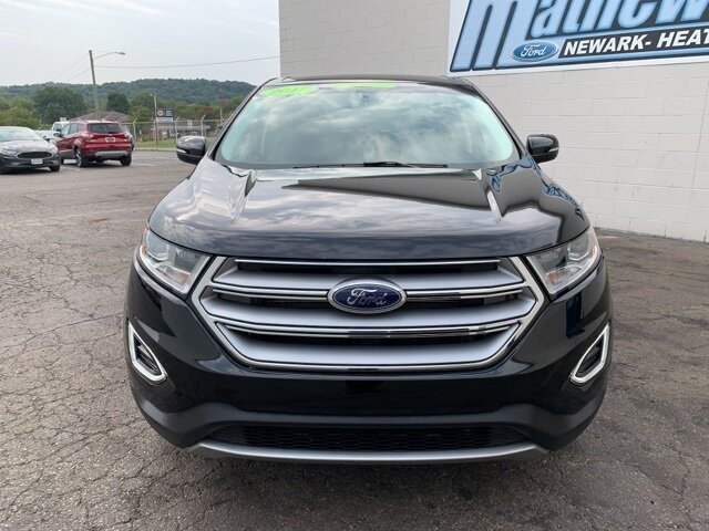 2017 Ford Edge SEL 3.5 L 6-Cylinder Engine AWD Automatic 4 Door SUV