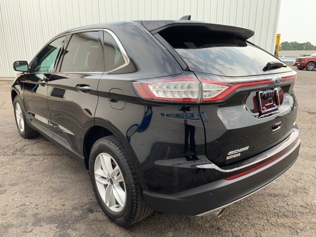 2017 Ford Edge SEL 4 Door AWD Automatic 3.5 L 6-Cylinder Engine