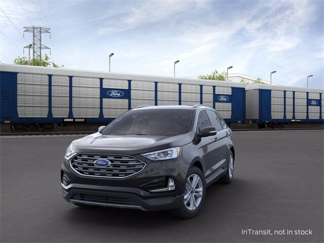 2020 Agate Black Ford Edge AWD 4 Door AWD SUV Automatic