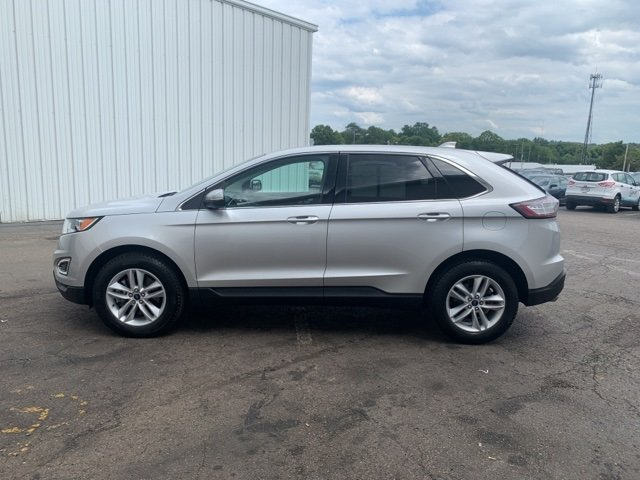 2017 Ford Edge SEL 4 Door AWD 2.0 L 4-Cylinder Engine Automatic