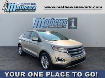 2017 Ford Edge SEL AWD SUV Automatic 4 Door 2.0 L 4-Cylinder Engine