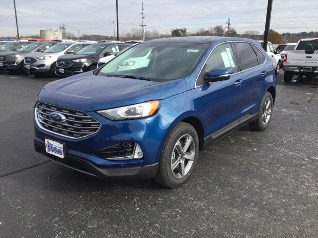 2020 Ford Edge Titanium SUV 2.0L 4-Cylinder Engine 4 Door AWD