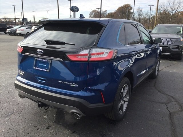 2020 Ford Edge Titanium 4 Door Automatic AWD 2.0L 4-Cylinder Engine