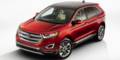 2015 Ford Edge SE 4 Door 2.0L 4-Cyl Engine Automatic FWD SUV