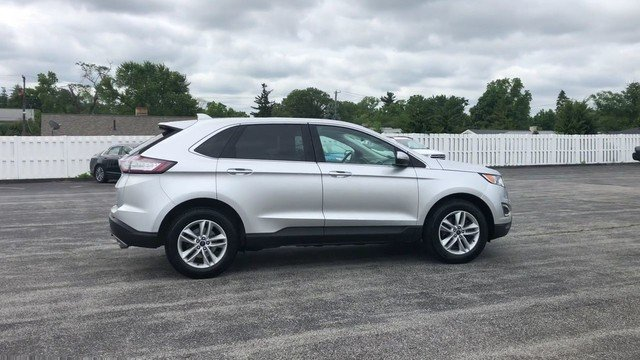 2015 Ford Edge SEL 4 Door SUV AWD Automatic