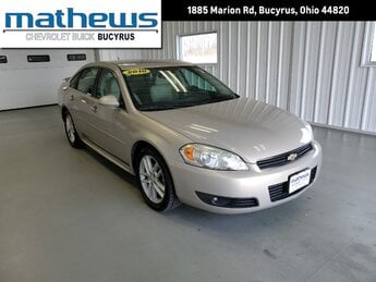 2010 Chevrolet Impala LTZ Car 3.9L V6 SFI E85 Engine 4 Door FWD