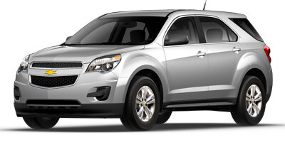 2013 Chevrolet Equinox LS Automatic FWD 2.4L DOHC 4-Cyl SIDI Spark Ignition DI Engine SUV 4 Door