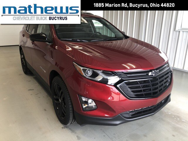 2021 Chevrolet Equinox LT FWD SUV 4 Door