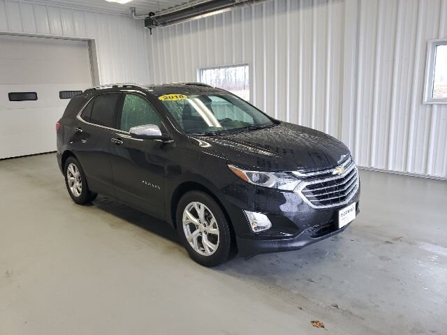2018 Chevrolet Equinox Premier 1.5L 4-Cyl Engine FWD Automatic 4 Door SUV