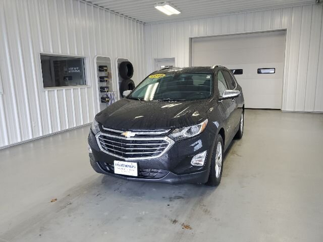 2018 Chevrolet Equinox Premier SUV 4 Door 1.5L 4-Cyl Engine Automatic FWD