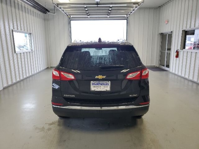 2018 Chevrolet Equinox Premier Automatic 4 Door FWD SUV 1.5L 4-Cyl Engine