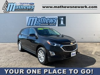 2019 Mosaic Black Metallic Chevrolet Equinox LT SUV AWD 4 Door