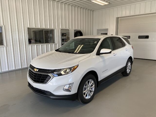 2020 Iridescent Pearl Tricoat Chevrolet Equinox LT 1.5L Turbo DOHC 4-Cyl SIDI VVT Engine SUV AWD 4 Door