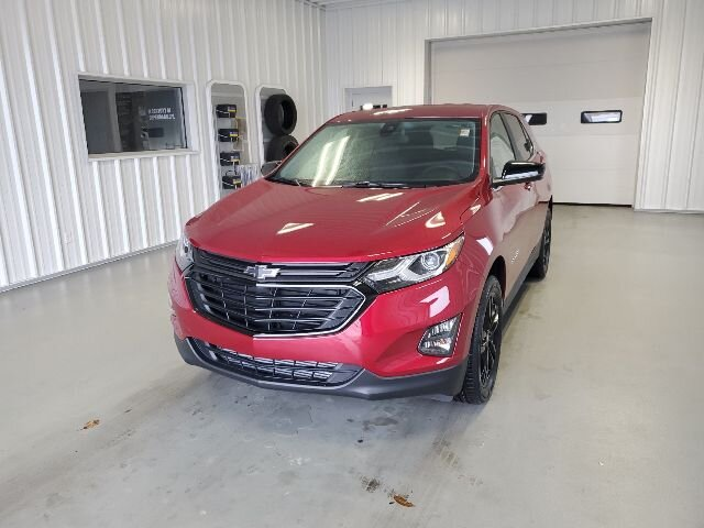 2021 Chevrolet Equinox Premier AWD SUV 1.5L Turbo DOHC 4-Cyl SIDI VVT Engine 4 Door