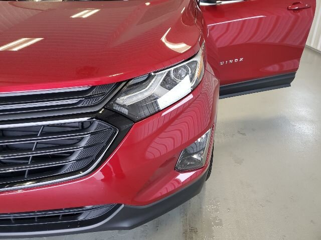 2021 Cajun Red Tintcoat Chevrolet Equinox Premier 1.5L Turbo DOHC 4-Cyl SIDI VVT Engine AWD 4 Door