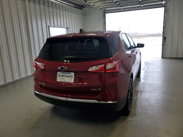 2021 Cajun Red Tintcoat Chevrolet Equinox Premier 4 Door AWD 1.5L Turbo DOHC 4-Cyl SIDI VVT Engine SUV