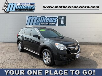 2012 Chevrolet Equinox LT w/1LT 4 Door SUV FWD 3.0L 6-Cylinder Engine Automatic