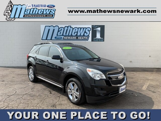 2012 Chevrolet Equinox LT w/1LT FWD SUV Automatic 3.0L 6-Cylinder Engine