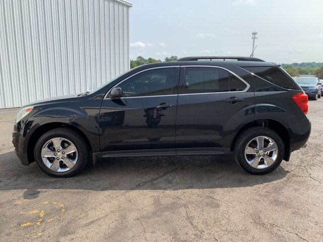 2012 Chevrolet Equinox LT w/1LT SUV Automatic 4 Door 3.0L 6-Cylinder Engine