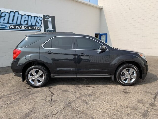 2012 Chevrolet Equinox LT w/1LT 3.0L 6-Cylinder Engine FWD Automatic 4 Door SUV