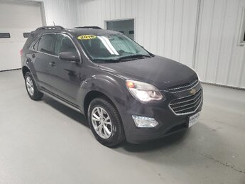 2016 Chevrolet Equinox LT 2.4L DOHC 4-Cyl SIDI Spark Ignition DI Engine AWD 4 Door