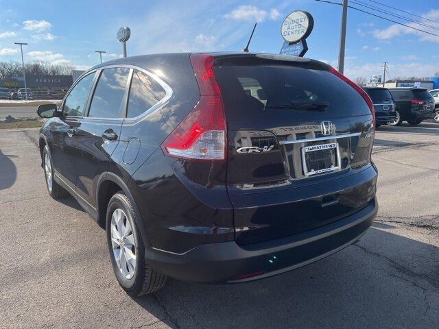 2013 Honda CR-V EX 4 Door 2.4L I4 DOHC 16V i-VTEC Engine AWD SUV Automatic