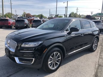 2019 Lincoln Nautilus Select FWD 2.0L 4-Cyl Engine 4 Door