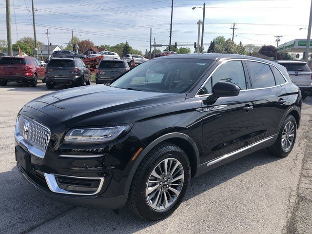 2019 Lincoln Nautilus Select 2.0L 4-Cyl Engine SUV 4 Door FWD