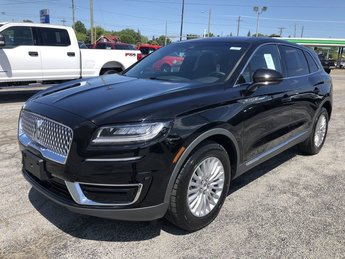 2019 Lincoln Nautilus Standard 4 Door AWD 2.0L 4-Cyl Engine SUV