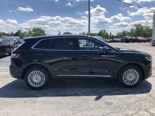 2019 Lincoln Nautilus Standard 2.0L 4-Cyl Engine 4 Door AWD