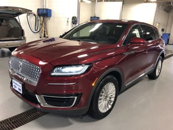 2019 Lincoln Nautilus Standard 4 Door AWD SUV 2.0L 4-Cyl Engine