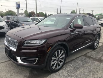 2019 Lincoln Nautilus Select SUV AWD 2.0L 4-Cyl Engine