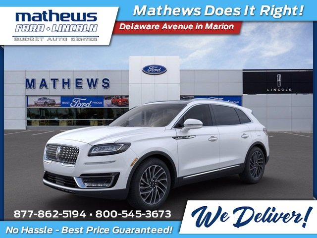 2020 Lincoln Nautilus Reserve AWD SUV Automatic