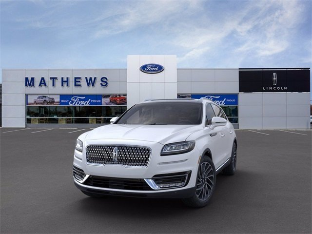 2020 Lincoln Nautilus Reserve SUV 2.0L Turbocharged Engine Automatic 4 Door AWD