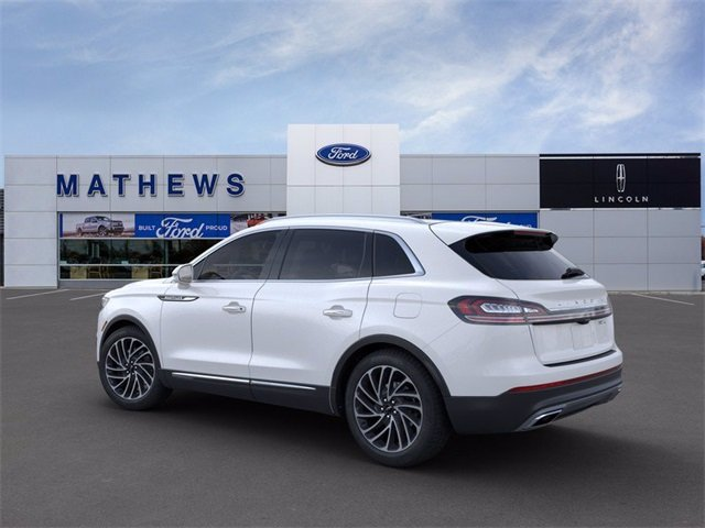 2020 Lincoln Nautilus Reserve Automatic 4 Door SUV AWD
