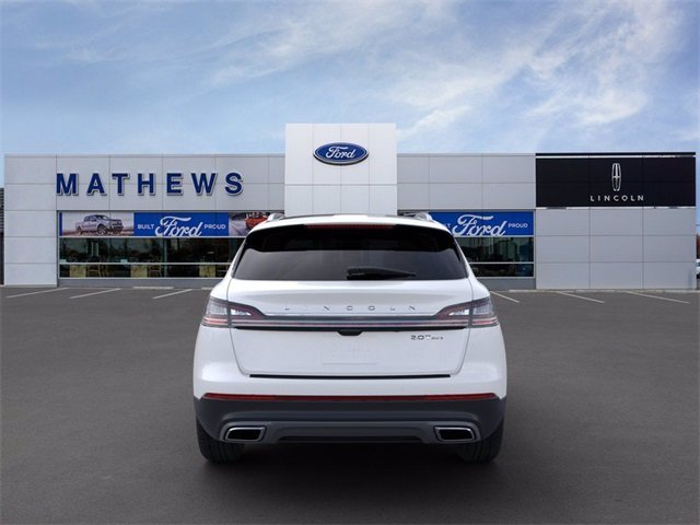 2020 Pristine White Lincoln Nautilus Reserve 4 Door Automatic AWD 2.0L Turbocharged Engine SUV