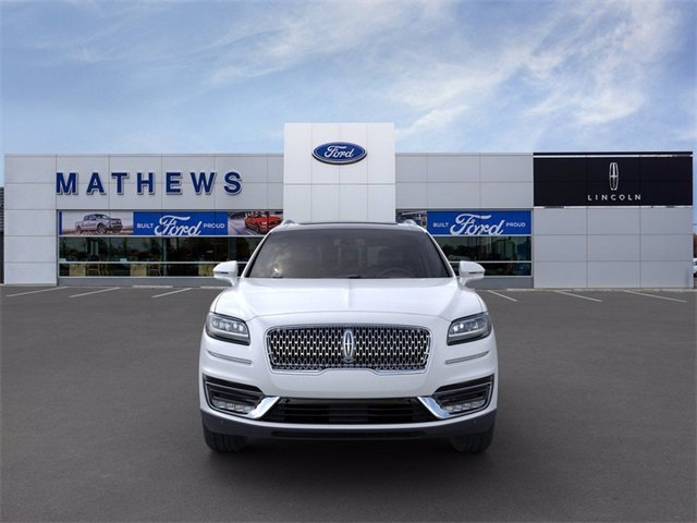 2020 Lincoln Nautilus Reserve Automatic AWD 4 Door
