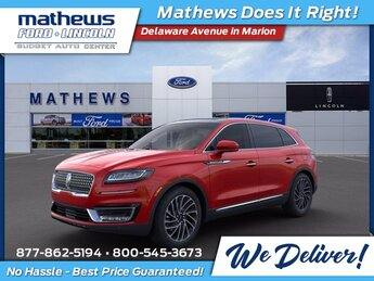 2020 Red Carpet Lincoln Nautilus Reserve 4 Door AWD SUV