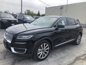 2019 Lincoln Nautilus Select AWD 4 Door SUV