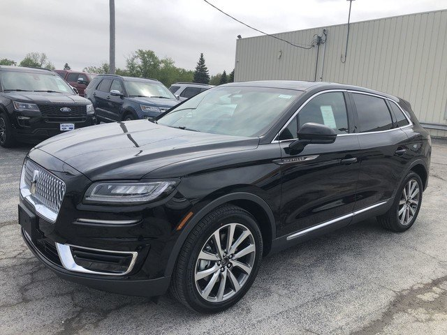 2019 Lincoln Nautilus Select SUV 2.0L 4-Cyl Engine AWD