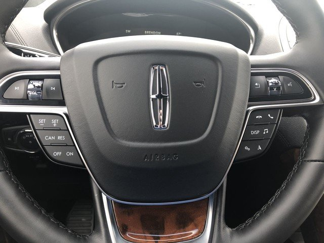 2019 Lincoln Nautilus Select SUV 4 Door AWD 2.0L 4-Cyl Engine