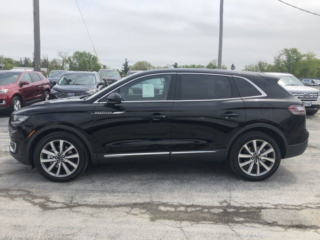 2019 Lincoln Nautilus Select AWD 2.0L 4-Cyl Engine SUV 4 Door