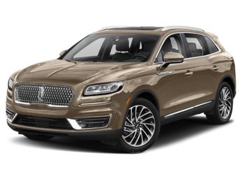 2019 Iced Mocha Premium Colorant Lincoln Nautilus Select AWD 4 Door SUV 2.0L 4-Cyl Engine