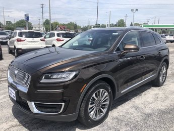 2019 Lincoln Nautilus Select SUV 2.0L 4-Cyl Engine 4 Door AWD