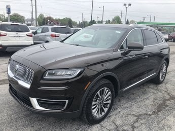 2019 Lincoln Nautilus Select AWD SUV 2.7L Twin-Turbocharged V6 Engine 4 Door
