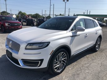 2019 Lincoln Nautilus Reserve SUV 4 Door AWD