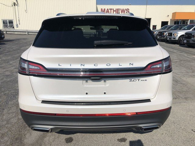 2019 Lincoln Nautilus Reserve SUV AWD 4 Door