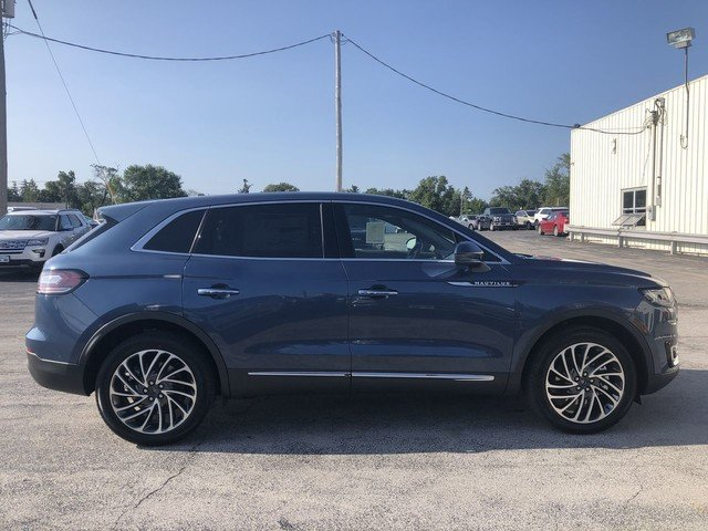 2019 Lincoln Nautilus Reserve AWD 4 Door SUV