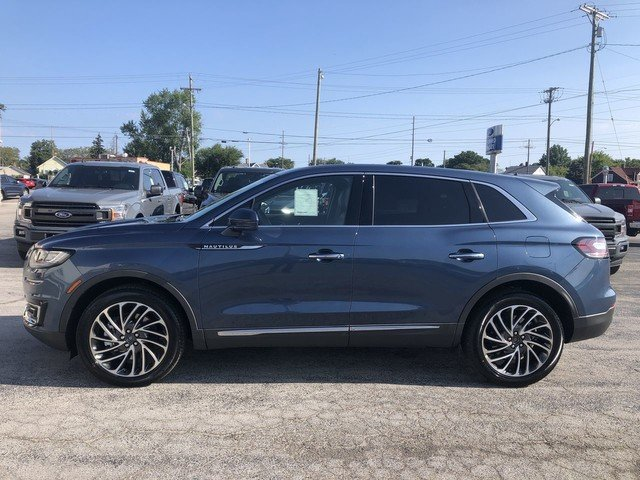 2019 Lincoln Nautilus Reserve 4 Door AWD SUV
