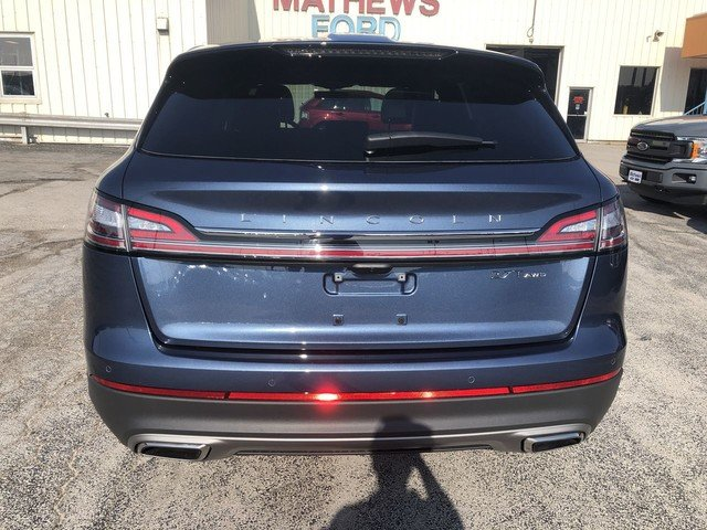 2019 Lincoln Nautilus Reserve 4 Door SUV AWD